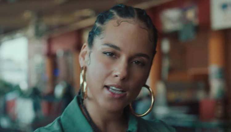 Nuevo single de Alicia Keys