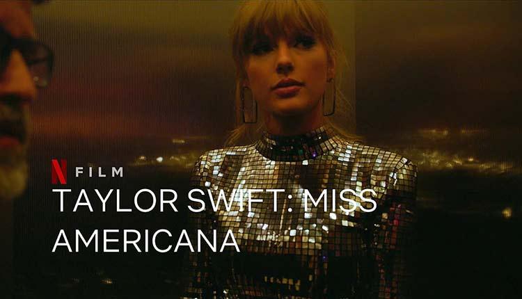 Documental de Taylor Swift