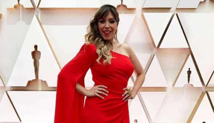 Gisela en los Oscars