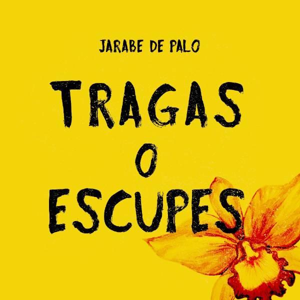 Jarabe de Palo publica nuevo disco por sorpresa, 'Tragas o escupes ...