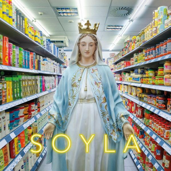 Primer disco de Soyla