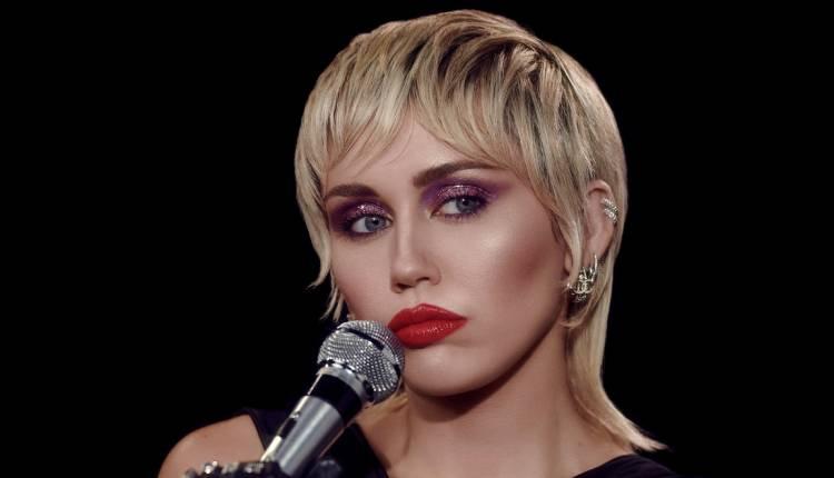 Nuevo single de Miley Cyrus