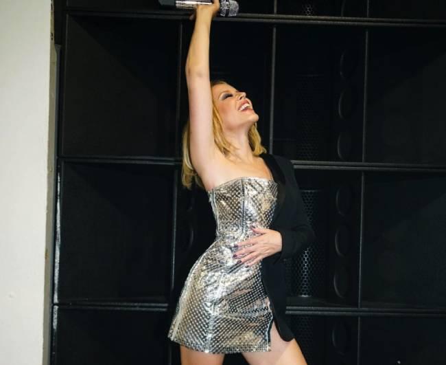 Kylie en directo