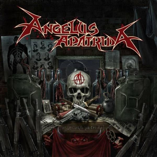 Álbum homónimo de Angelus Apatrida