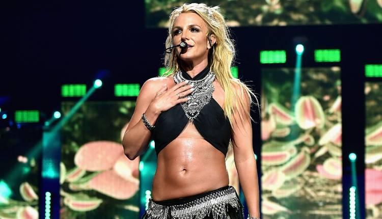 Britney Spears en directo