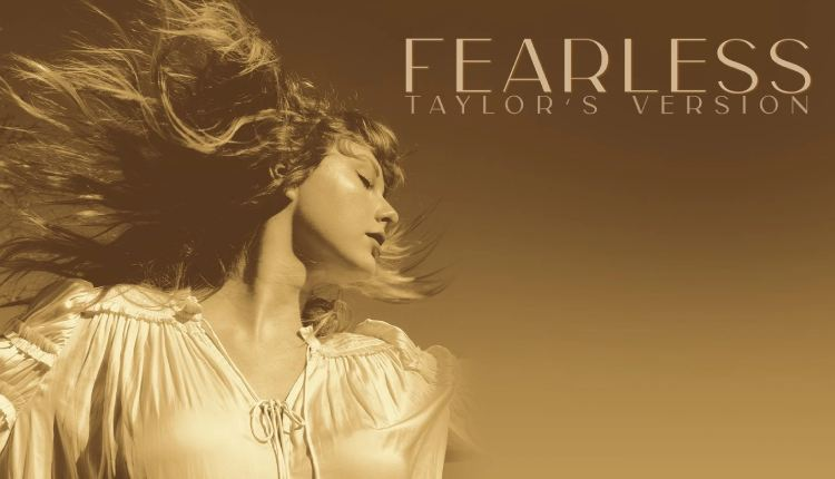"Taylor Swift >> álbum ""Fearless (Taylor's Version)"" Fearless-taylors-version"