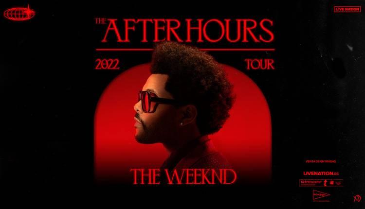 Nueva gira de The Weeknd