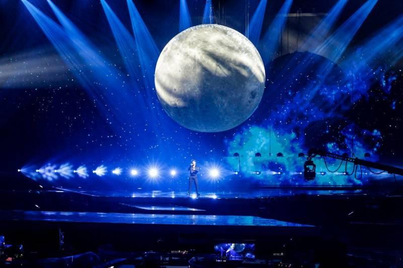 Primer ensayo en Eurovisión