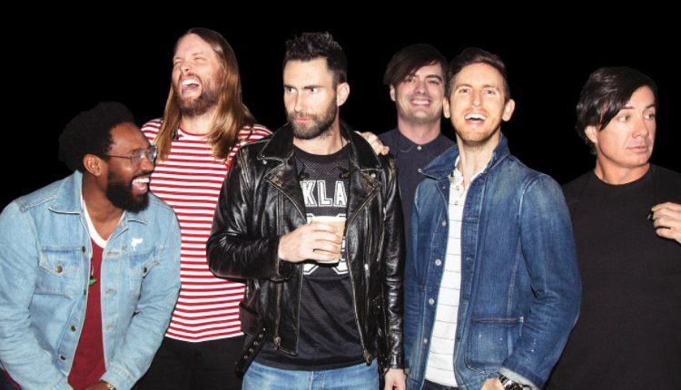 Nuevo disco de Maroon 5