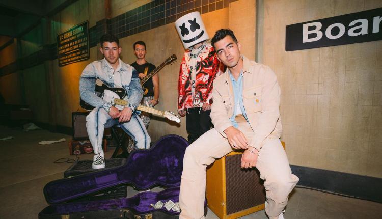 Marshmello y Jonas Brothers