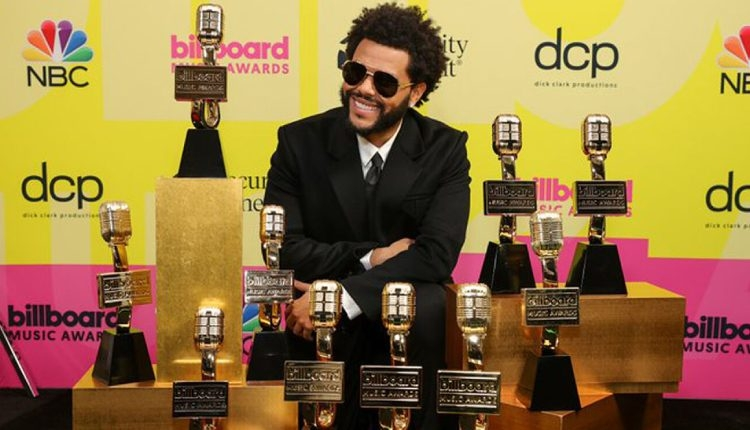 the-weeknd-bbma-2021