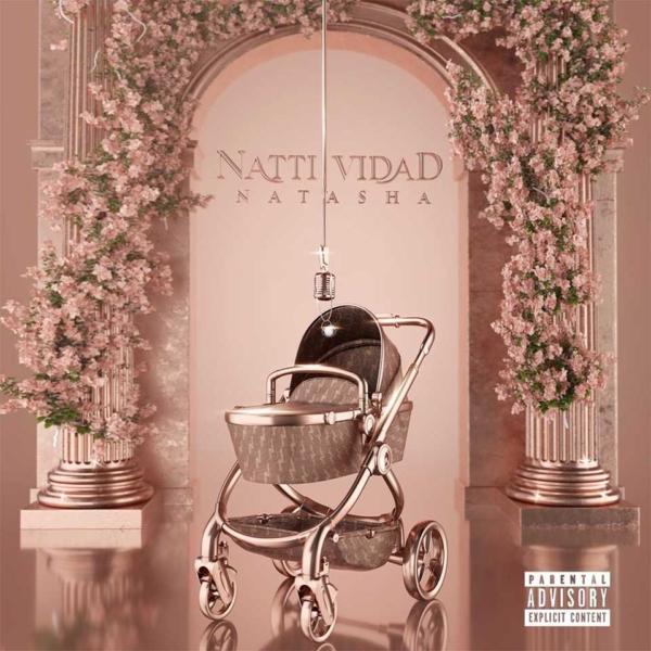 Natti Natasha publicará el álbum 'Nattividad' el próximo 24 de septiembre