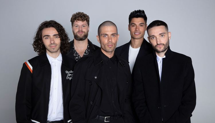 Vuelven The Wanted